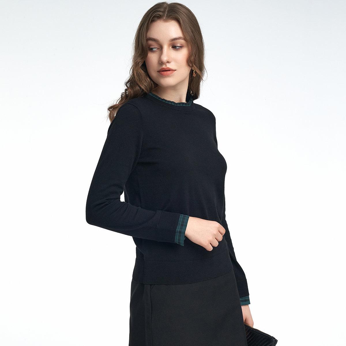 WOMEN'S SWEATER(black)