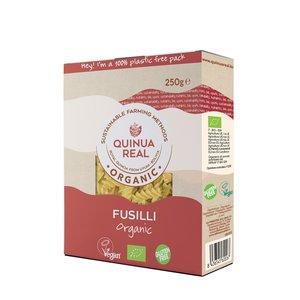 Quinua Real 有機藜麥螺絲粉(250克)-(1盒) -  QR013