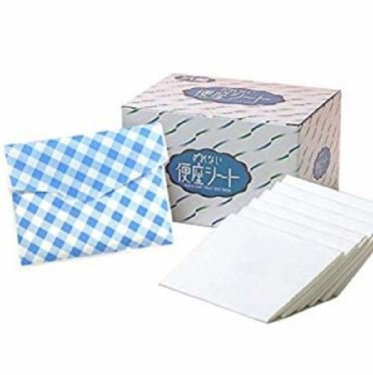 disposable toilet board anti-bacterial pad 70 pcs