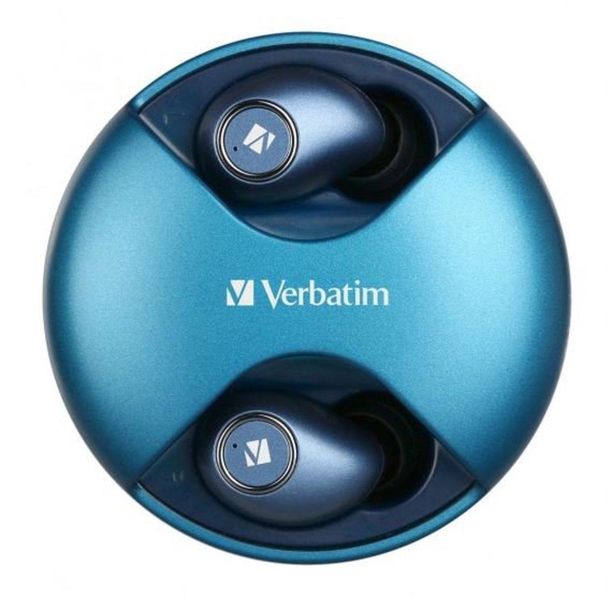 Bluetooth 5.0 TWS Earbud (Blue)