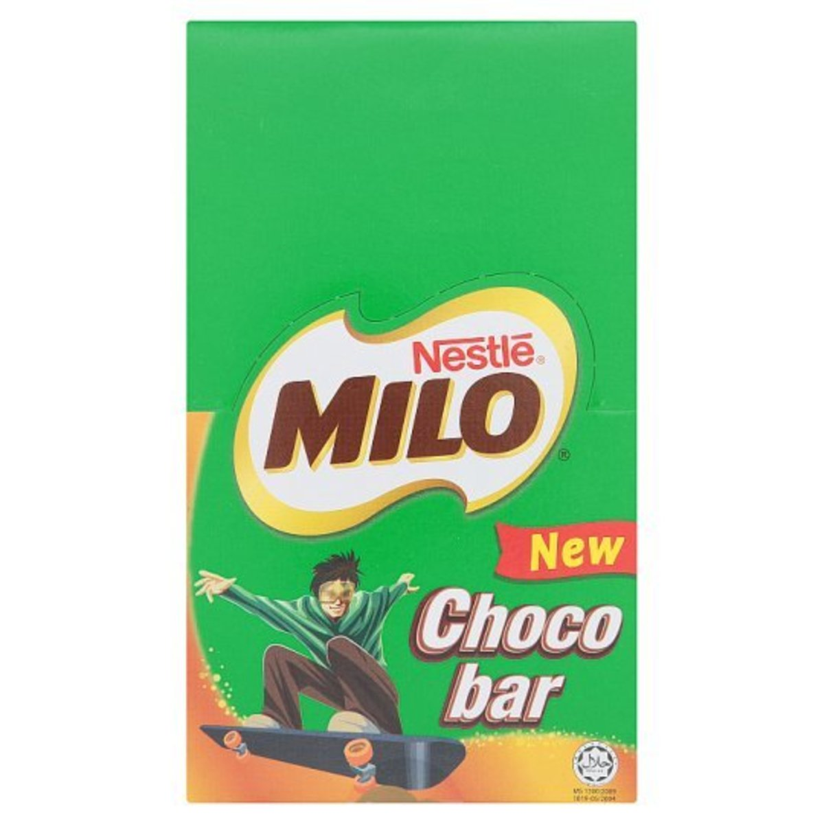 Choco Bar Chocolate Flavoured Confectionery  15g X24PCS