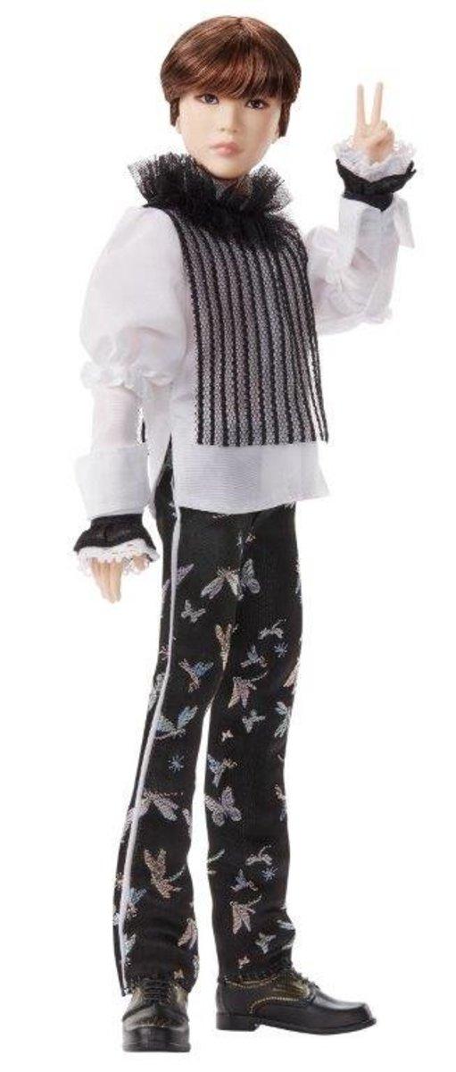 BTS Prestiqe Fashion Doll Suga