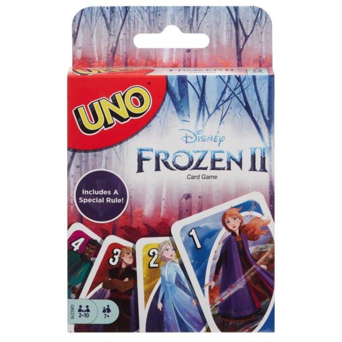 UNO Disney Frozen II
