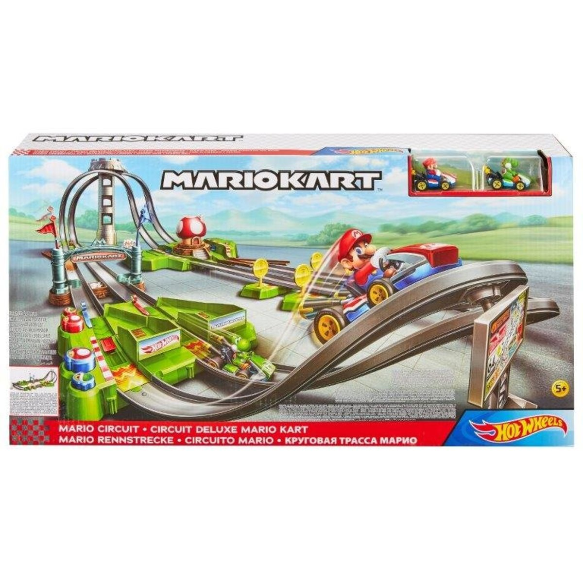 Hot Wheels Mario Kart Circuit TS