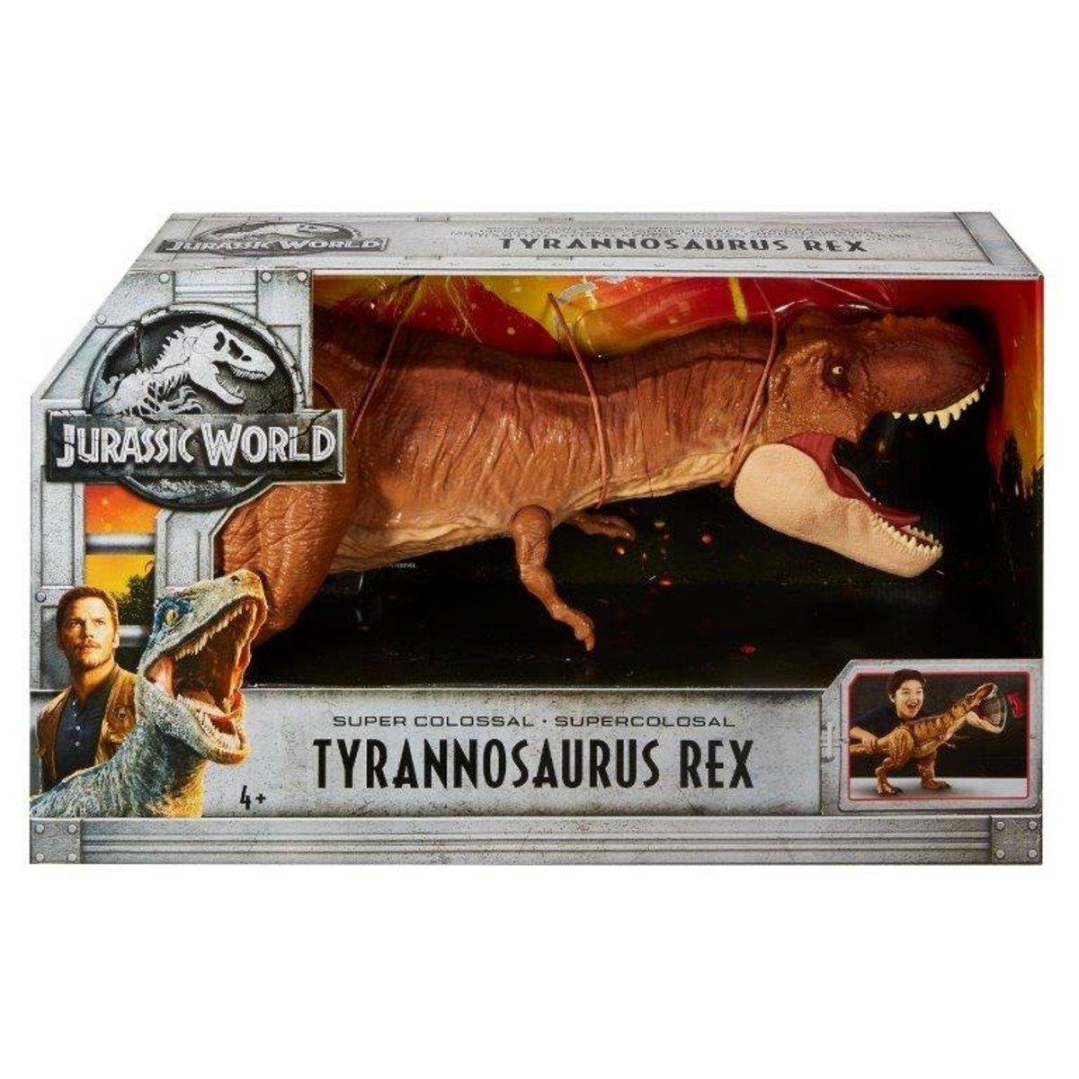 JurassicWorldSuperColossalTyrannosaurusRex