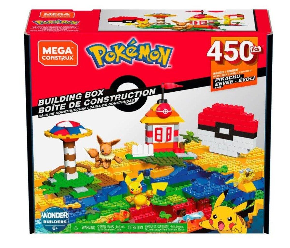 Mega Bloks-Bulk Building Box