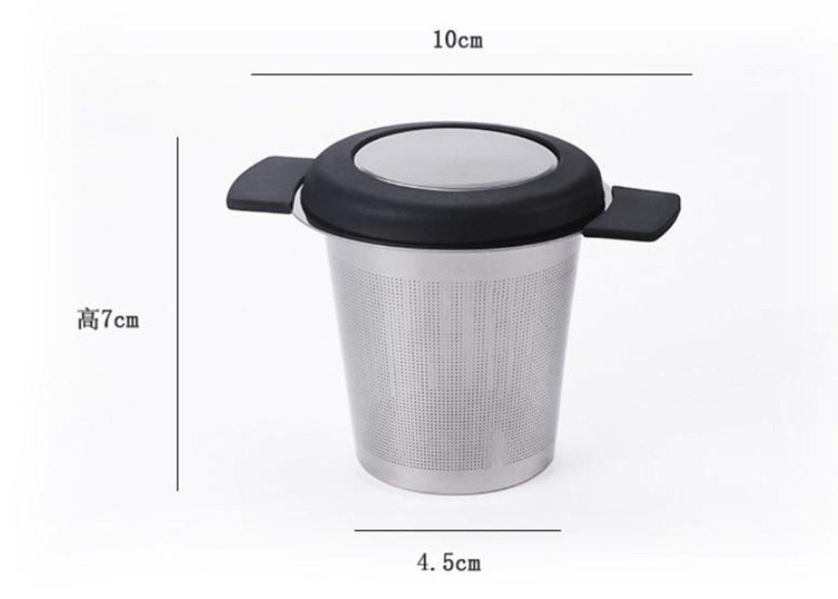 Stainless steel tea drain