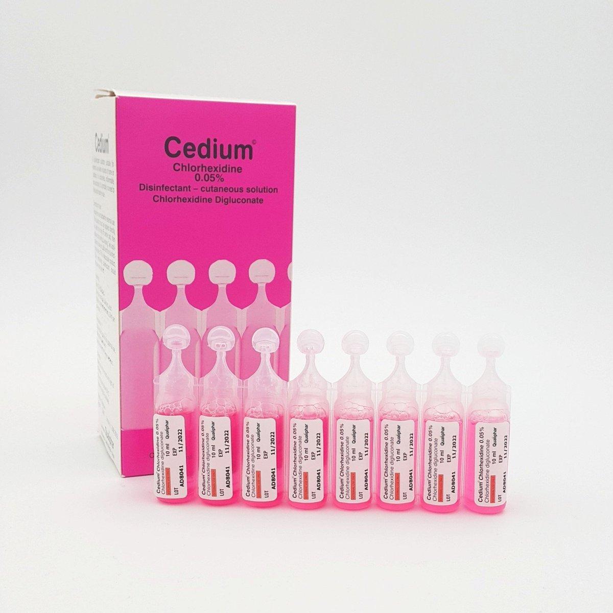 皮膚外用消毒液 , 10ML X 24支 (原裝比利時製造)