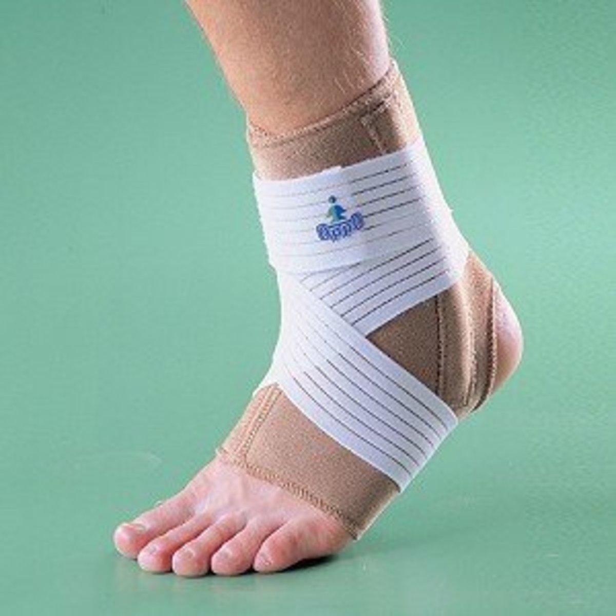 護踝 (可調較壓力),  大碼