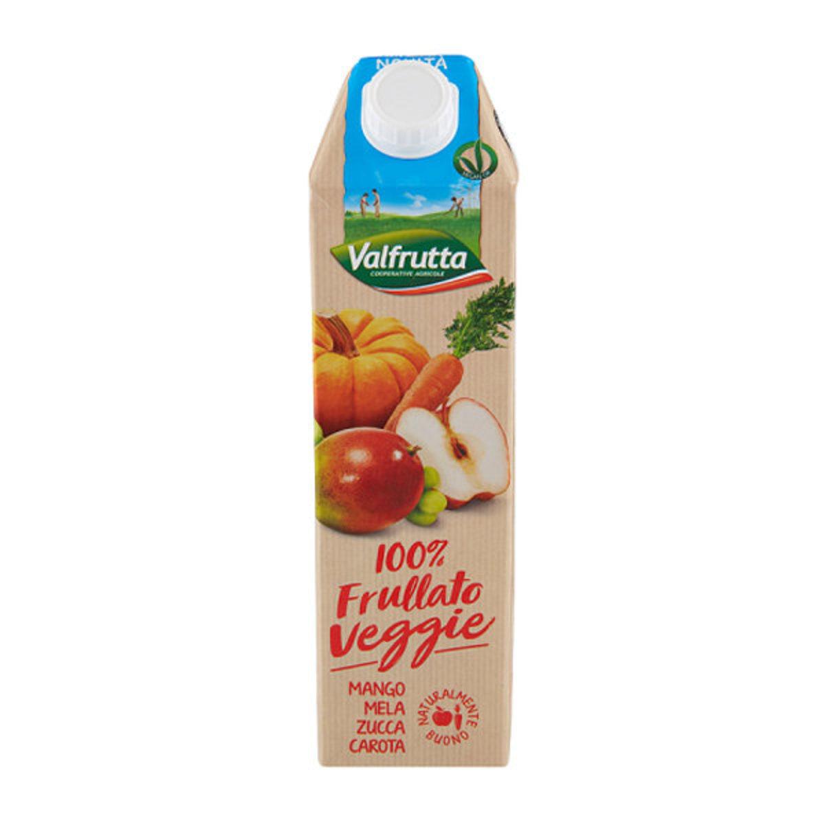 意大利蔬果汁 1公升–陽光綜合(到期日: 2020年4月)
