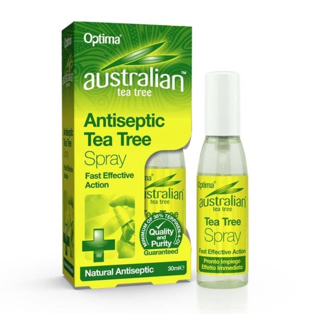 英國茶樹抗菌噴劑