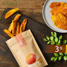 Mango Dried Fruit x3pcs  (Taiwan Fresh and Hand Made)