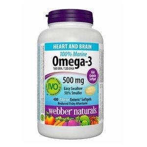 Webber Naturals Webber Naturals Full Potency Omega 3 6 9