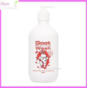 GOAT 山羊奶保濕沐浴露 (麥盧卡蜂蜜) 500 毫升