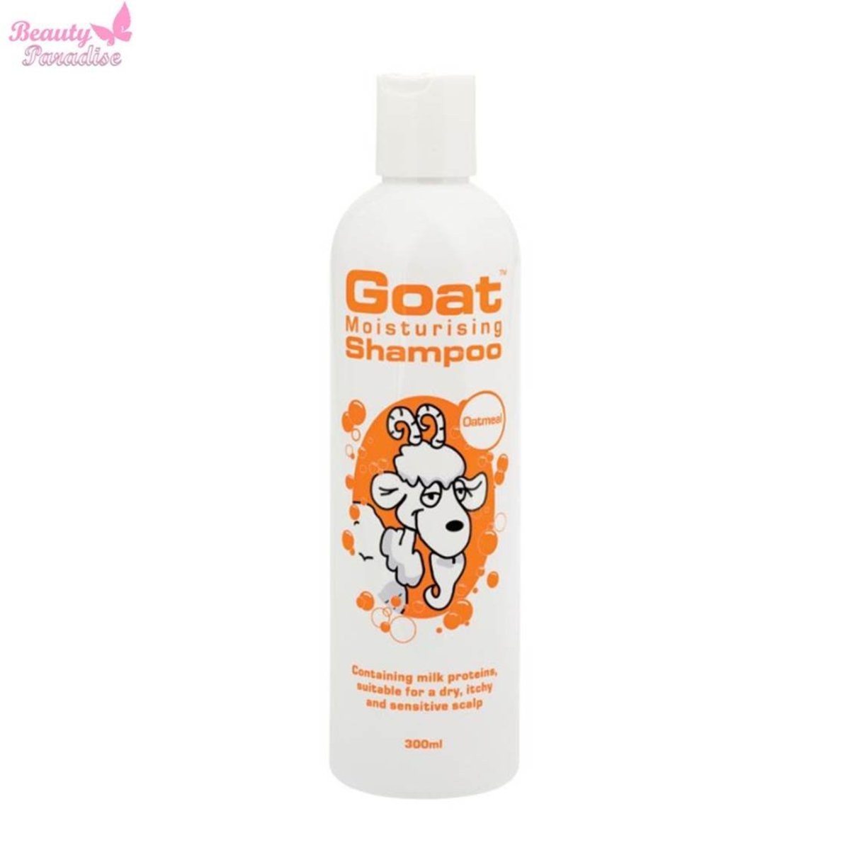 Goat Moisturising Shampoo With Oatmeal 300 ml