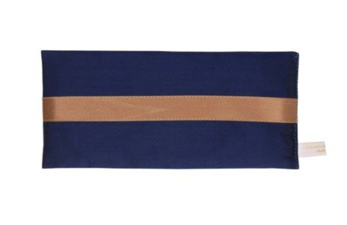 Lavender Eye Pillow - Navy