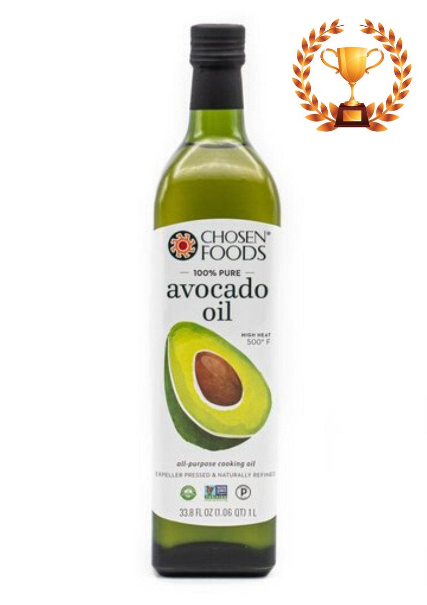 100% Pure Avocado Oil 33.8 Oz (1L)