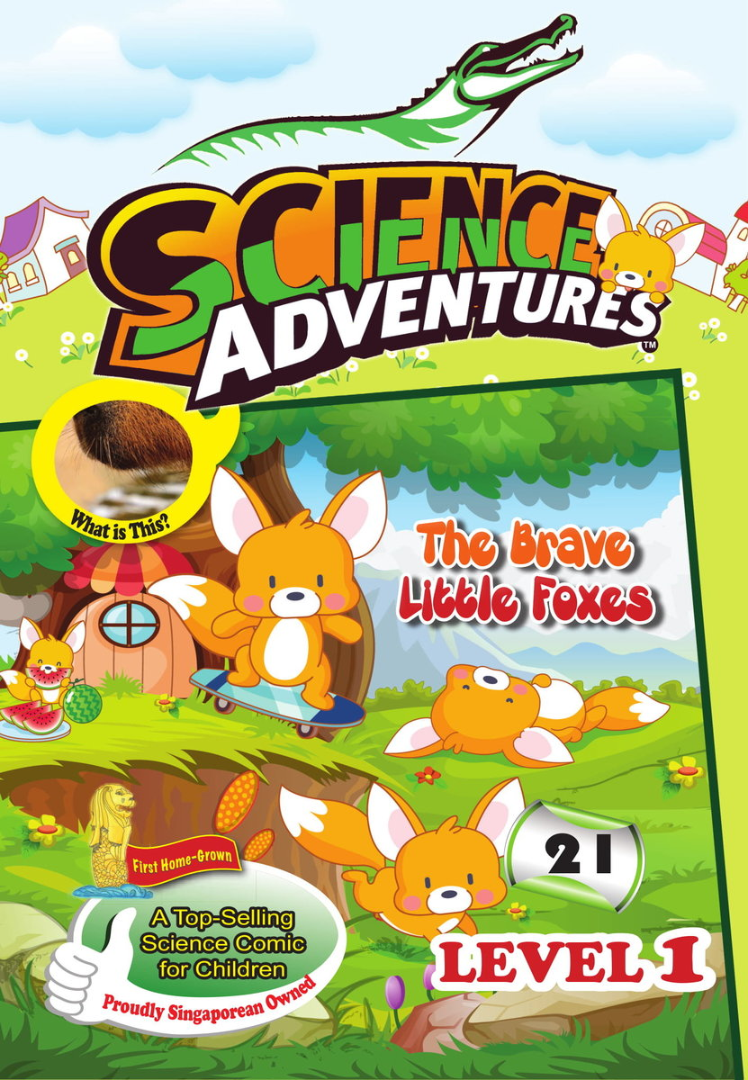 Science Adventures 2015 Level 1 (issue no.21 - 30)