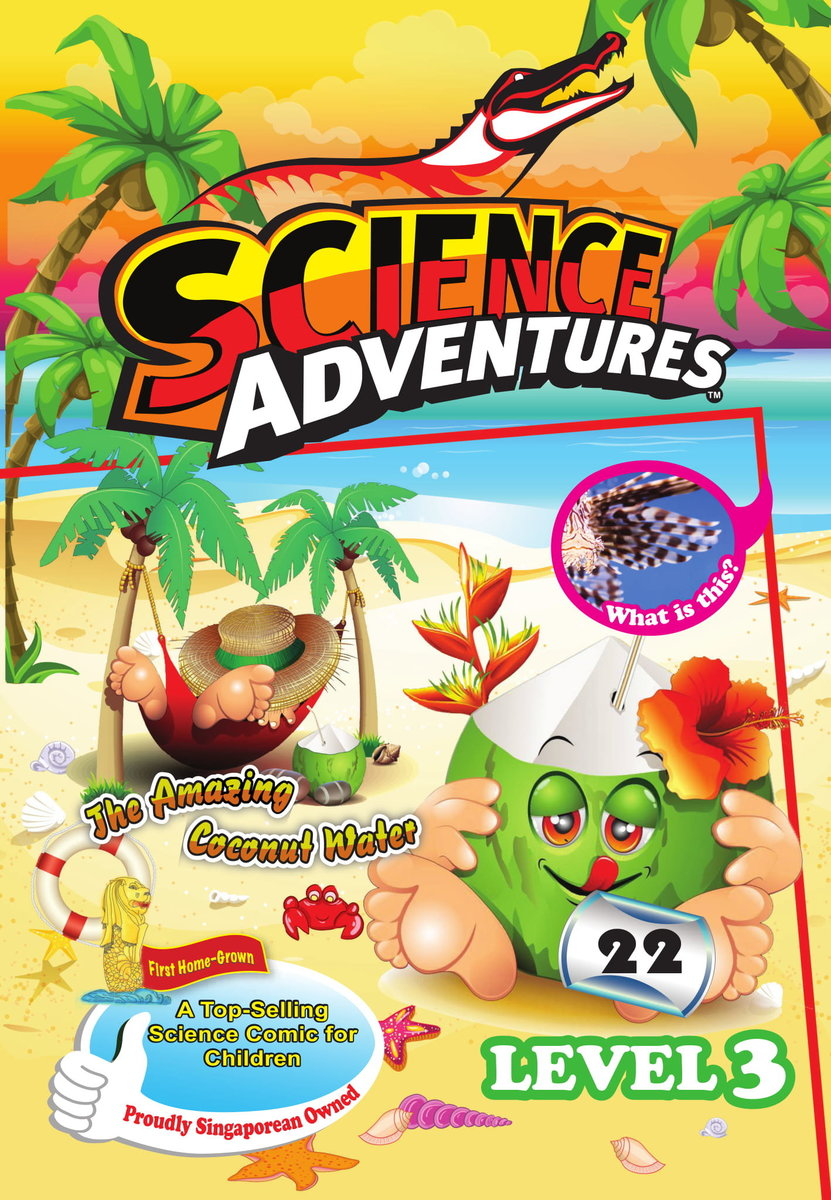 Science Adventures 2015 Level 3 (issue no.21 - 30)