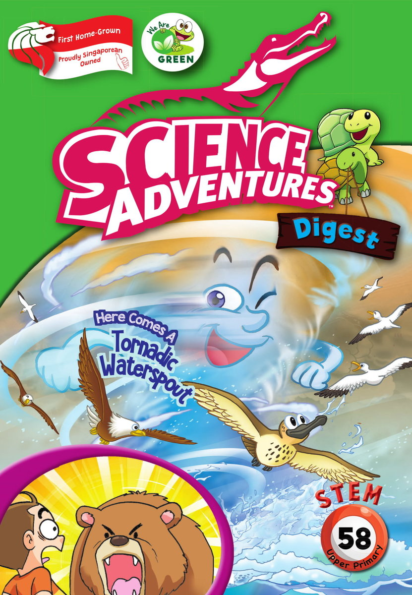 Science Adventures 2018 Digest (issue no.51 - 60)