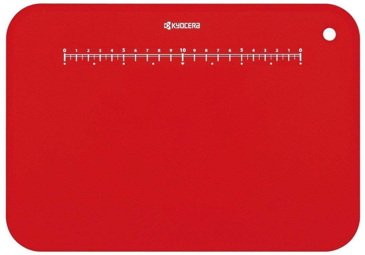 日本進口 CC99-RD 靈活砧板 (紅)  - Kyocera