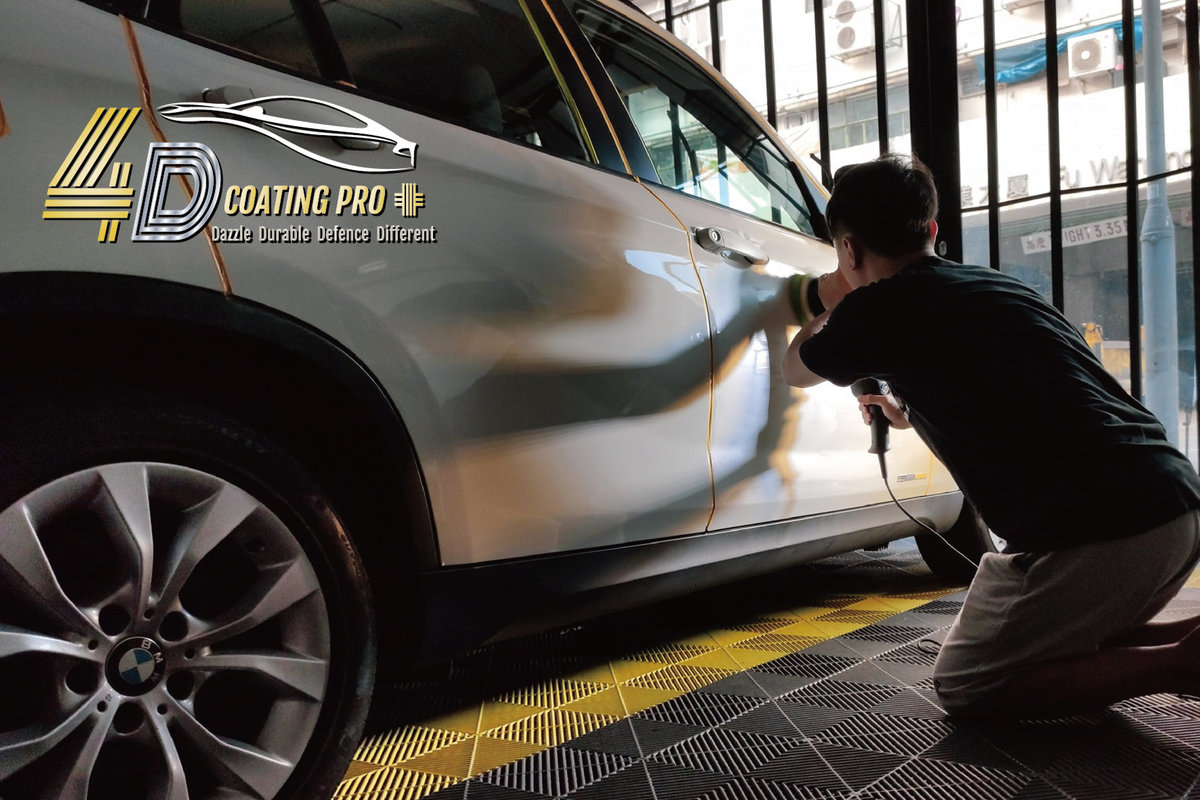 1 Session - Disinfection and Deep Cleaning Car Care Service