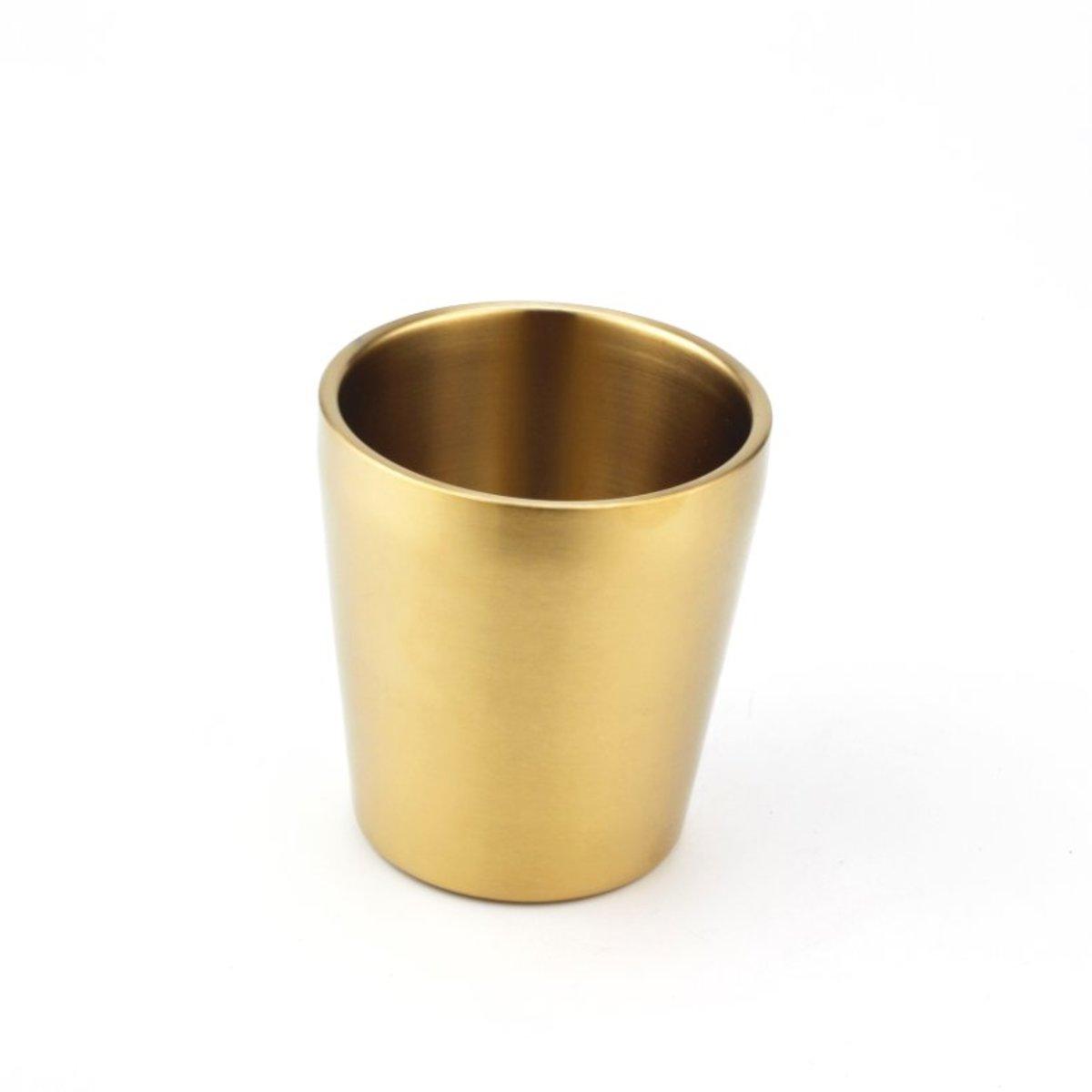 雙層直身杯 (口徑7.3 × 高度8cm)