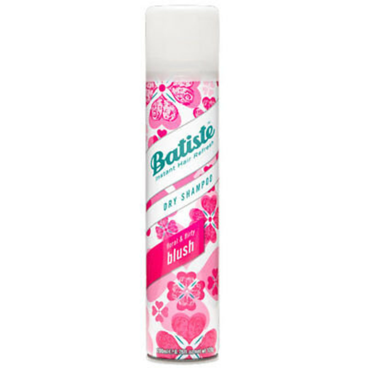 Batiste Dry Shampoo (floral&firty Blush)200ml (Parallel Import)