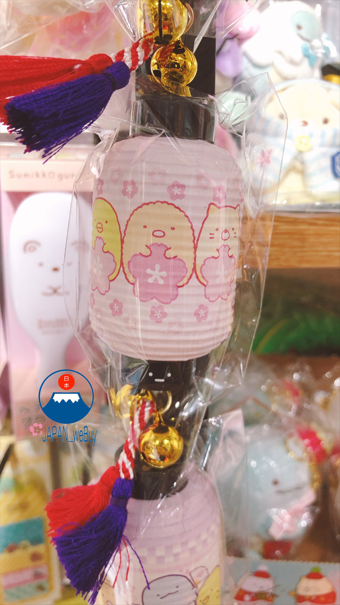 日本角落生物堂京都限定燈籠磁石 3