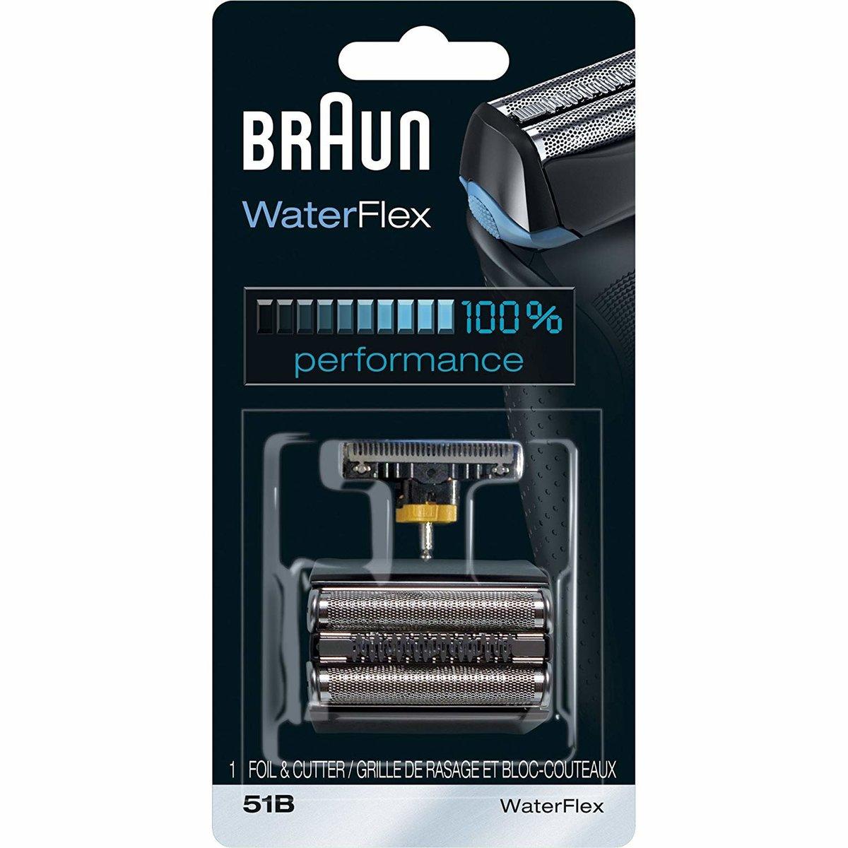 Braun Series 5 51B Foil & Cutter Replacement Head