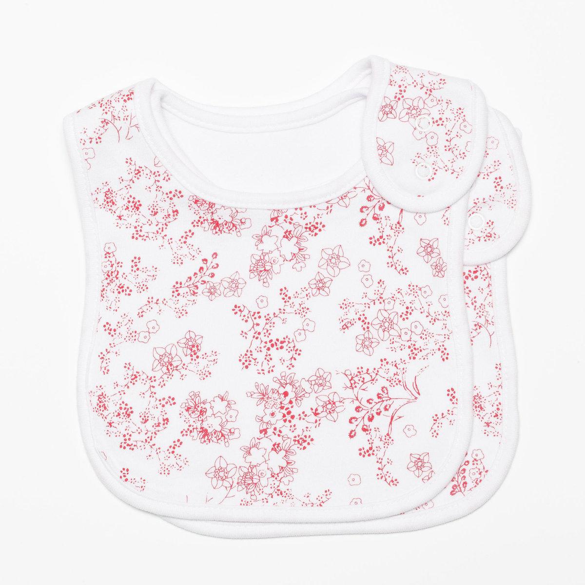 Japanese Blossom Bib 2pcs Set