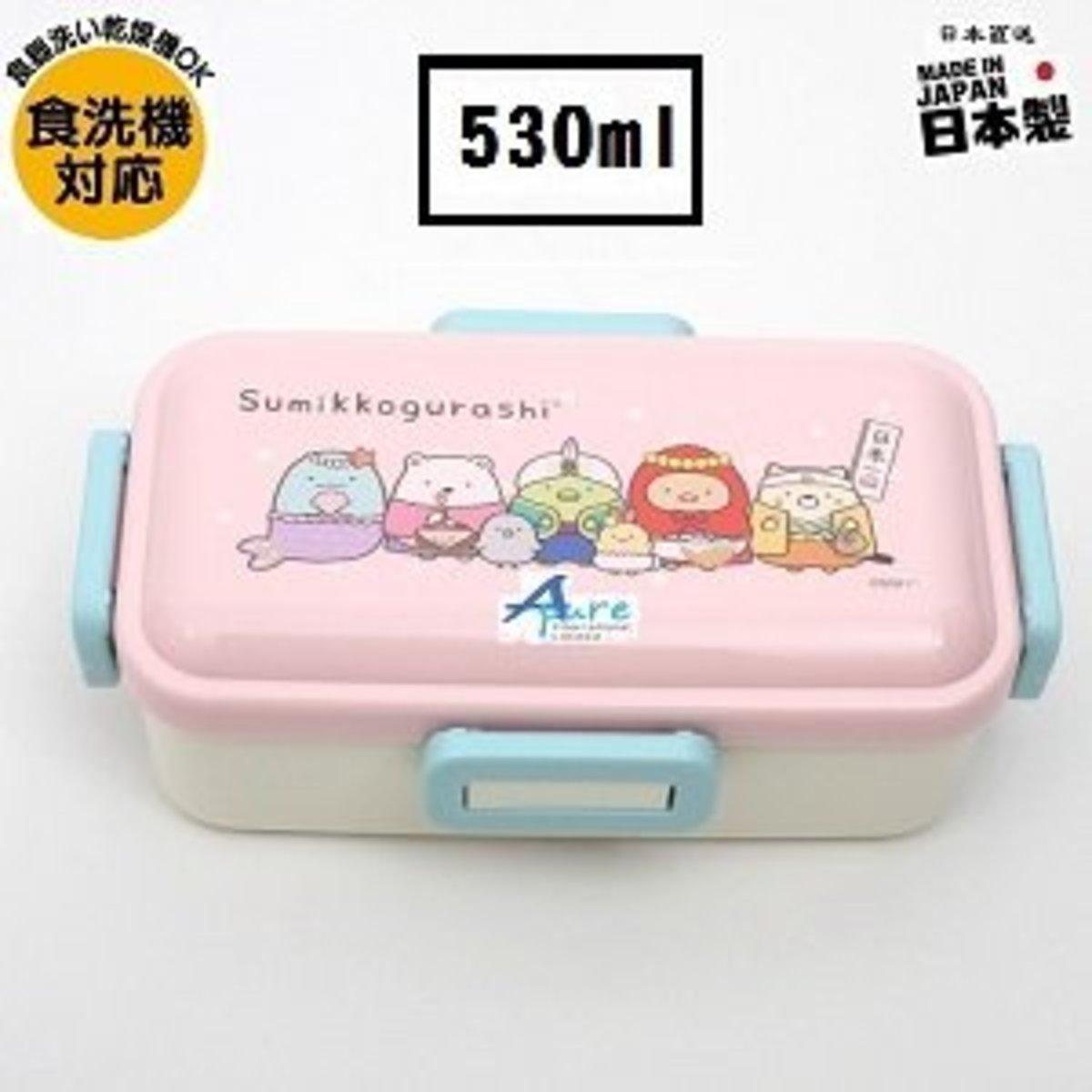 角落生物電影版午餐盒530ml(日本直送)日本製造