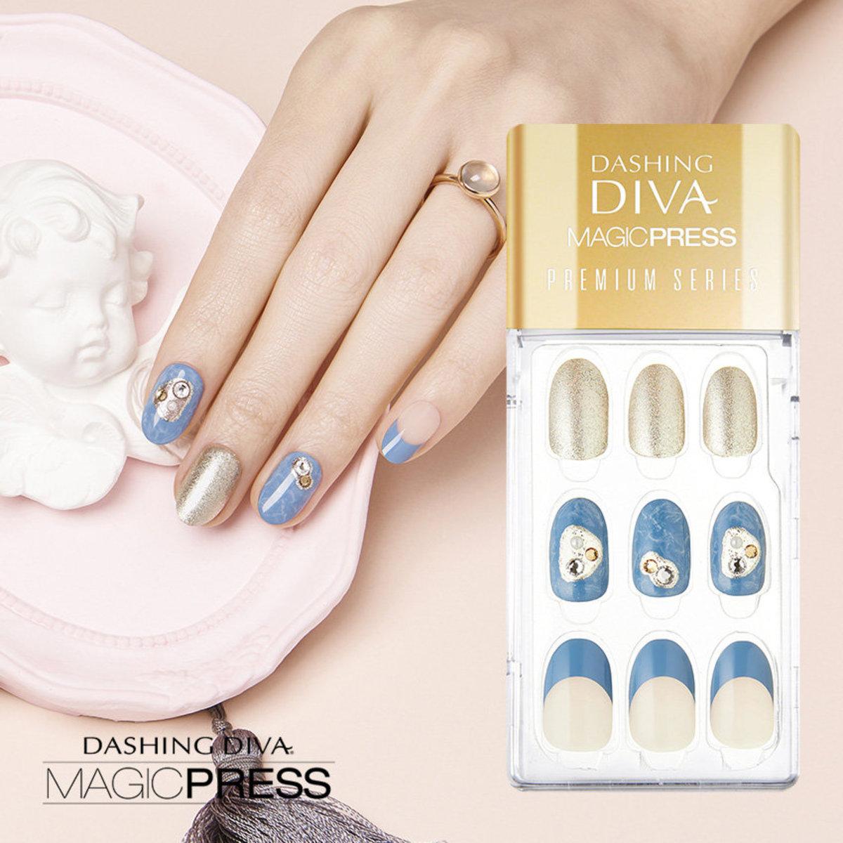 Magic Press MDR334PO Blue Moon (Oval)