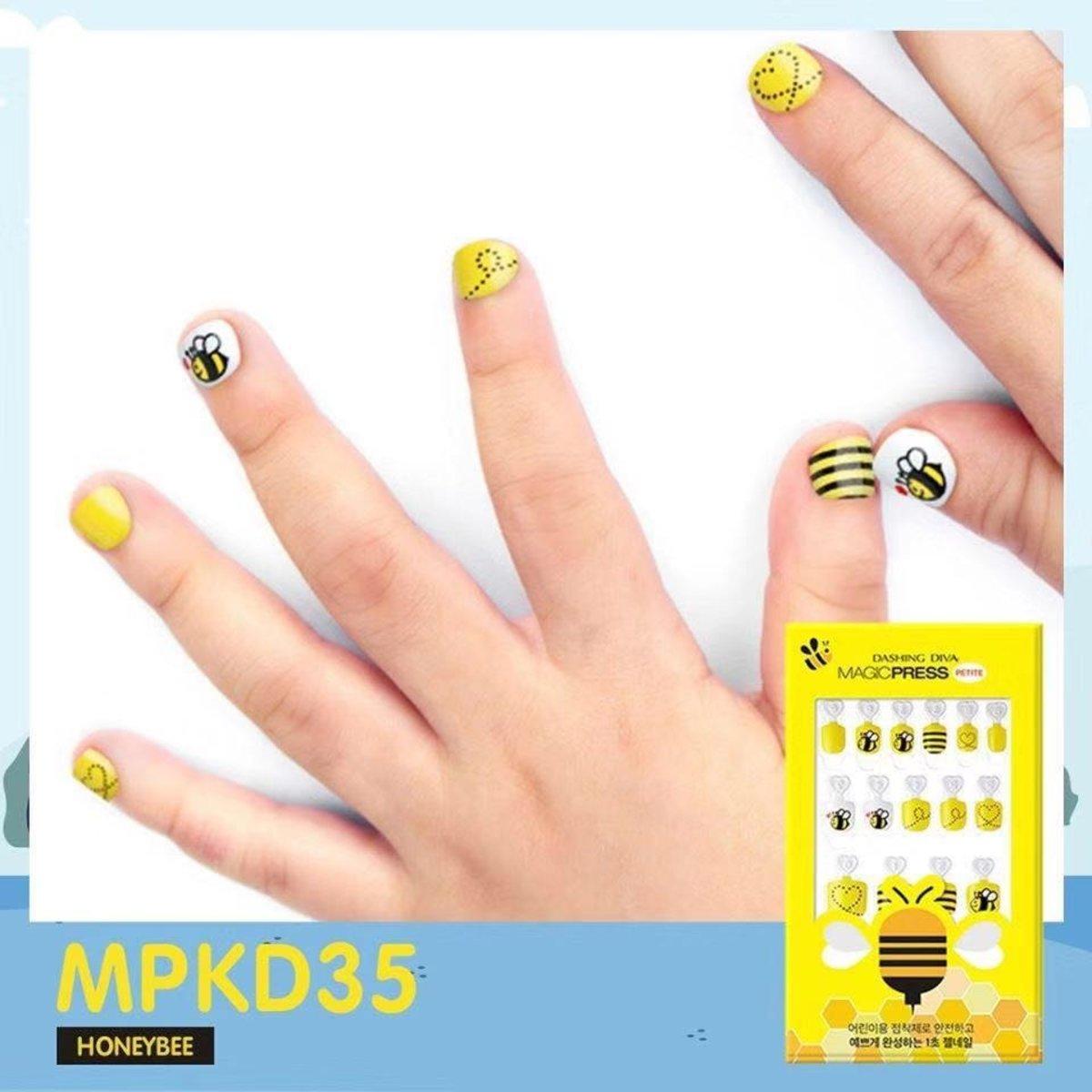 Kids Magic Press MPKD35 Humming Bees