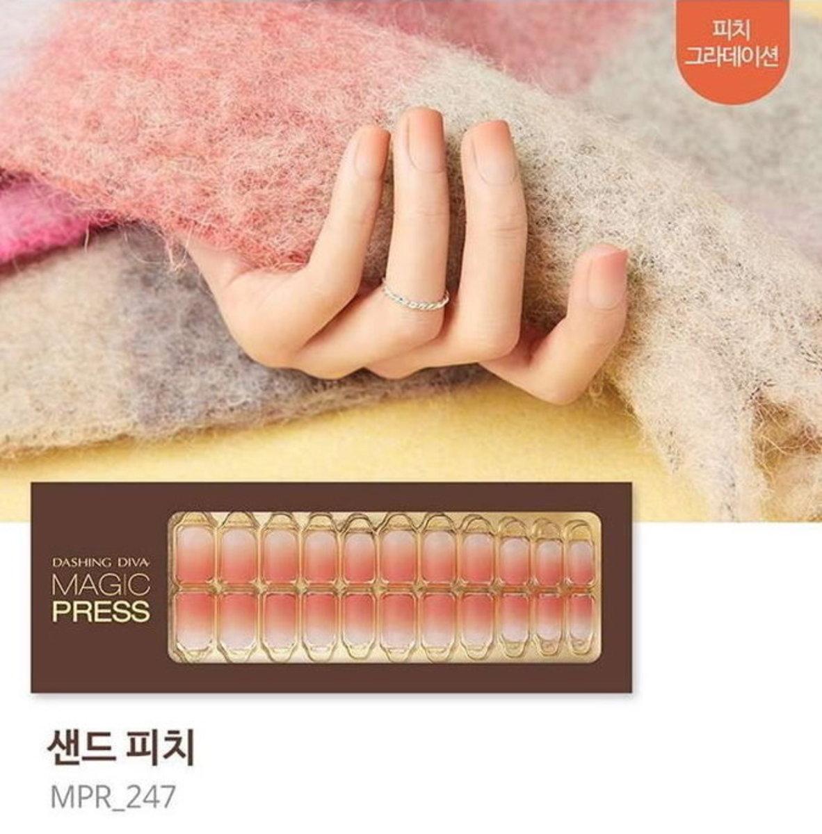 Magic Press MPR247 Premium Super Slim Fit - Sand Peach