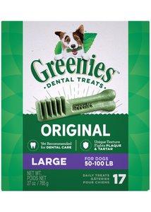 Greenies 潔齒骨 大型犬適用 Large (17支) 27 oz (17支) 27oz