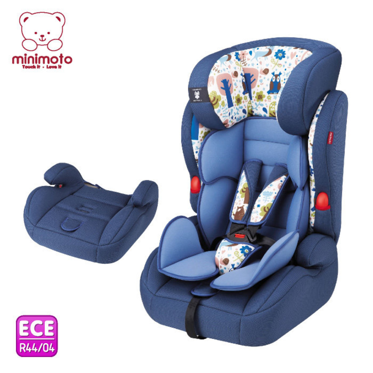 Carseat (Blue Forest)