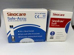 Innix Lifestyle 血糖針+試紙 (血糖機用) 不含血糖機