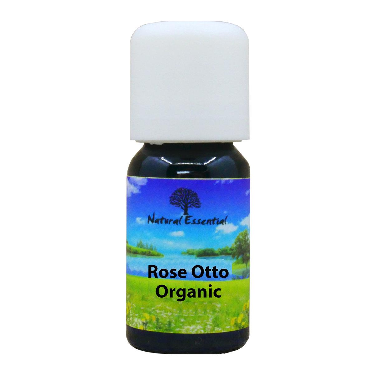 Rose Otto Organic Essential Oil (Bulgaria)