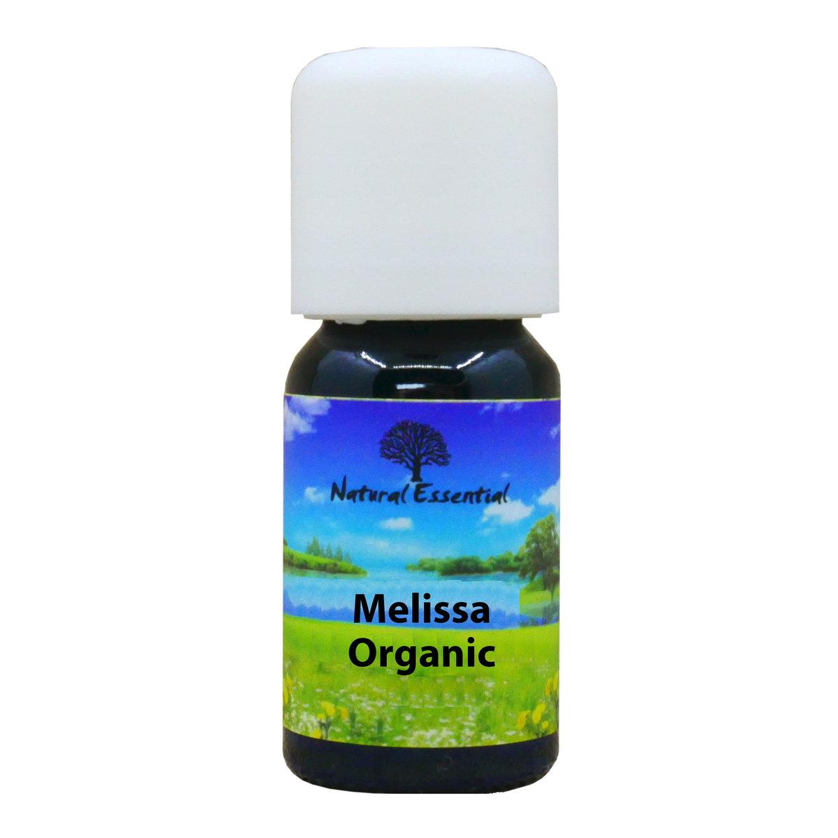 Melissa Essential Oil, Organic (Bulgaria)