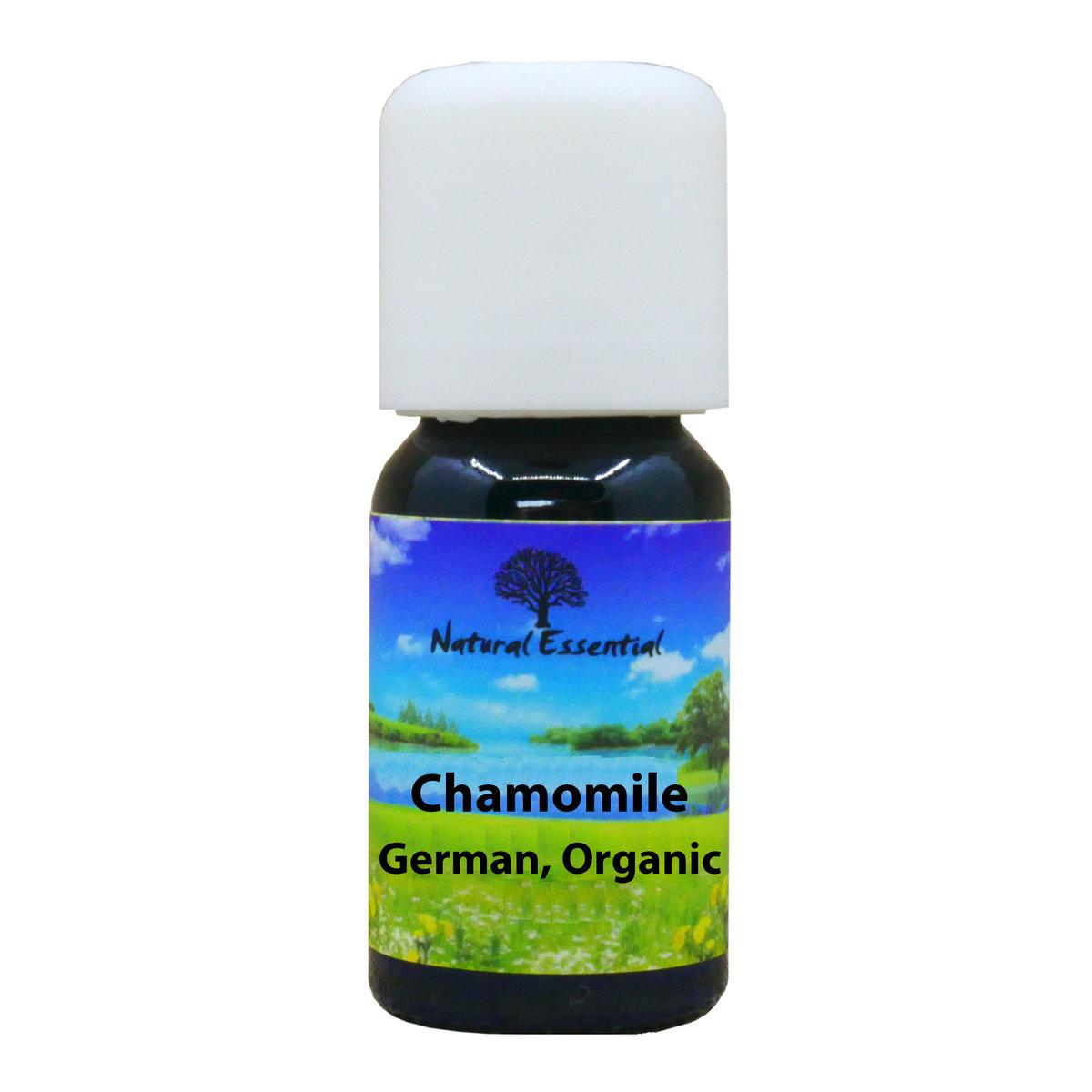 Chamomile German Blue, Organic Essential Oil (Nepal) Camomile