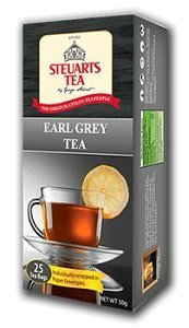 George Steuart 伯爵茶包 (25個裝) 25包 x 1盒