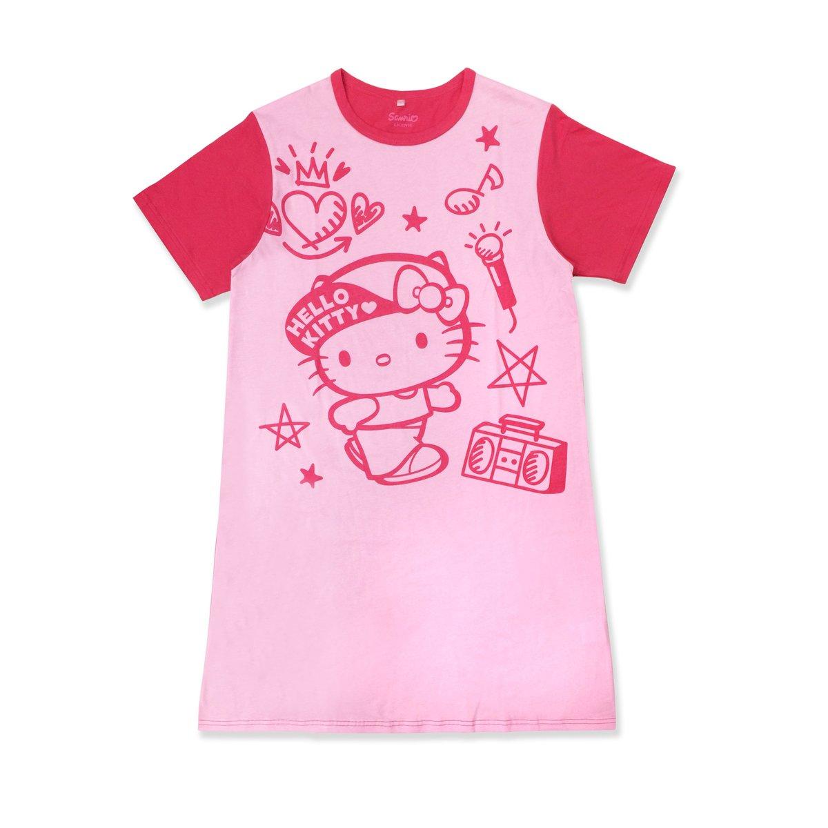 Hello Kitty Women's Nightdress