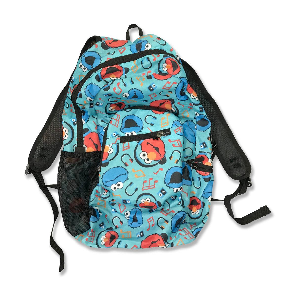 Sesame Street Backpack
