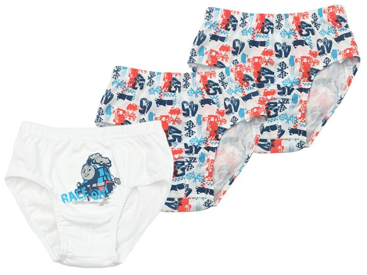 Thomas Boys 3 Pack Underpants