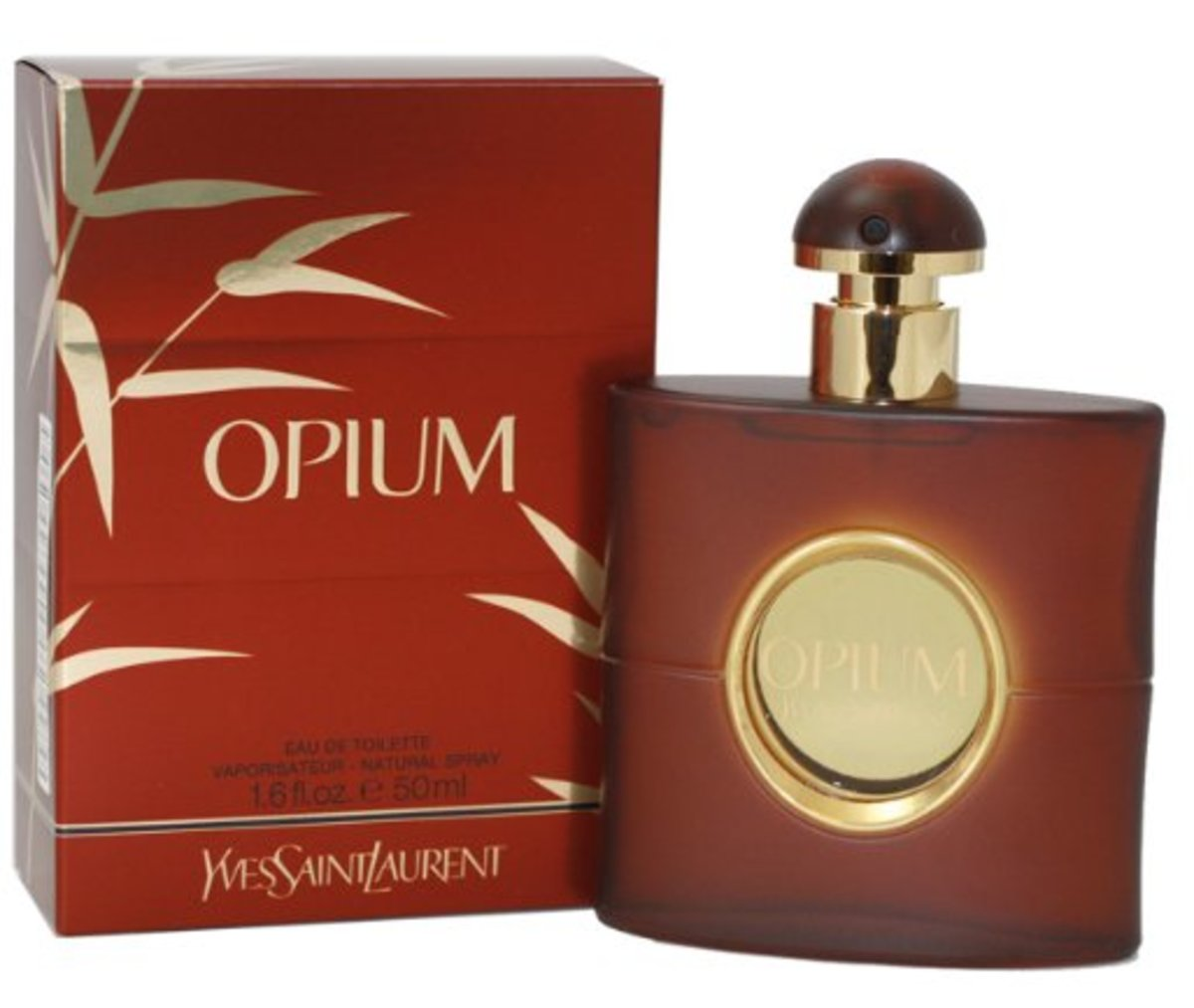 Opium for Women Eau de Toilette Spray 50ml