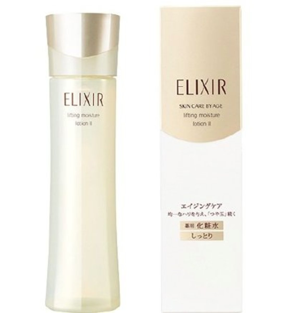 Elixir  Skin Care By Age Lifting Moisture Lotion II 170ml