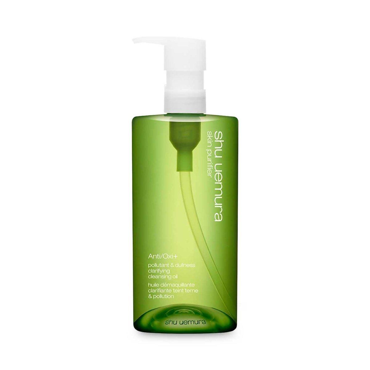 植村秀 - Anti/Oxi+ 綠茶抗氧化潔顏油/卸妝油 450ml