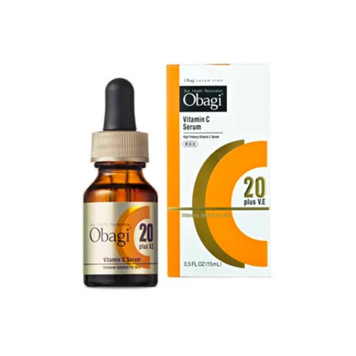 20%「 純維他命C 」真皮營養液 15ml