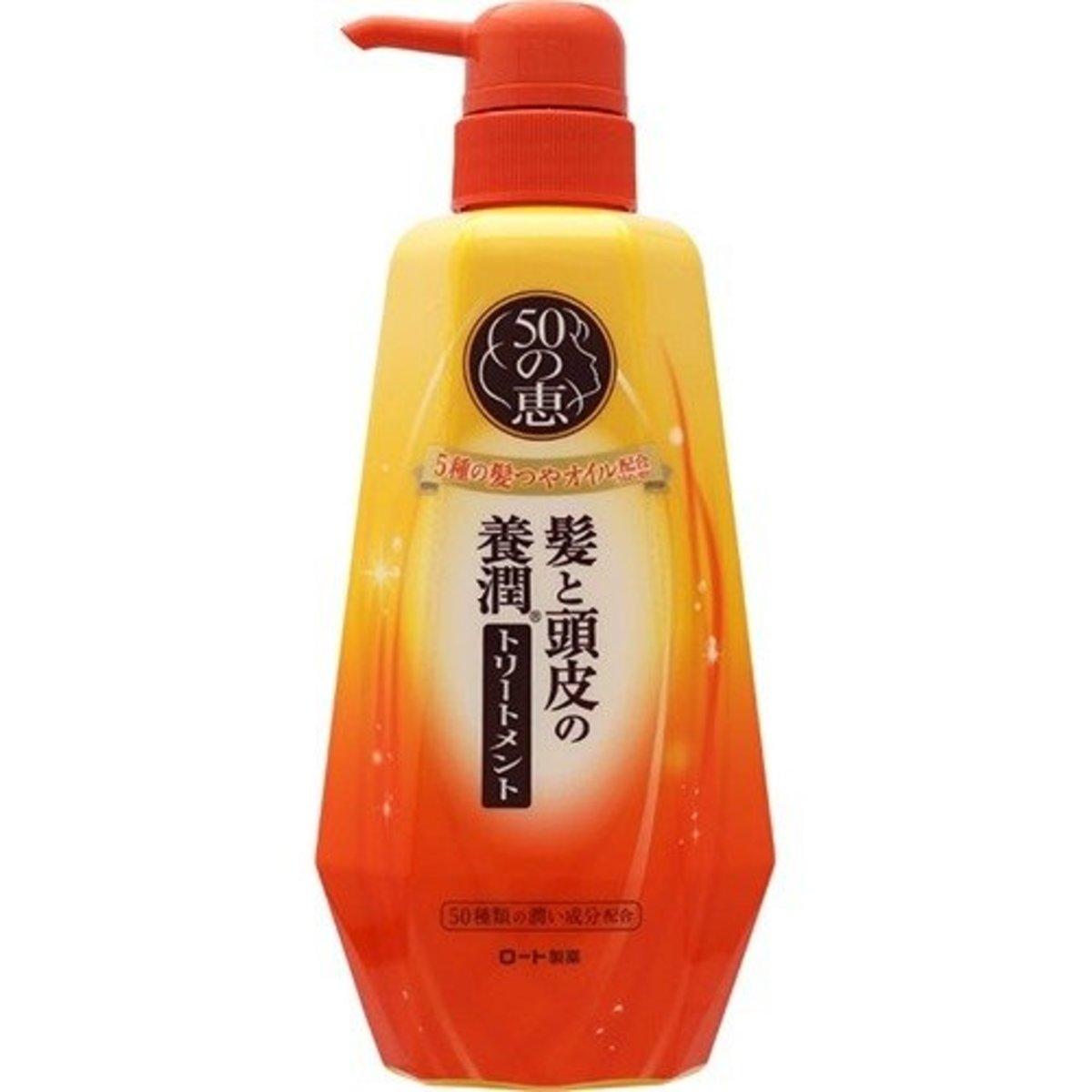 養潤豐盈護髮素 400ml (滋養型) -乾性及受損髮質適用(平行進口貨)